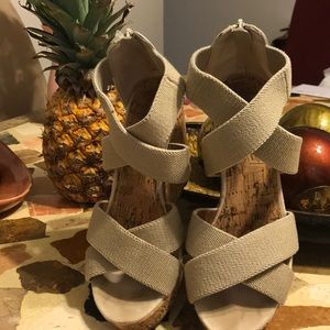 Shoes - Wedges size 7